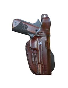 Paddle Holster with Thumb Break Paddle Holster, Gun Holster, Holsters, Urban Carry, Hand Molding, Custom Leather, Leather Working, Hand Guns, Belt
