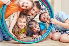How to Have a Hula Hoop Party