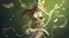 LEAGUE-OF-ANGELS fantasy angel warrior league angels game loa (8) wallpaper background