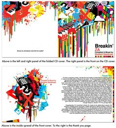 Breaking ZA CD cover