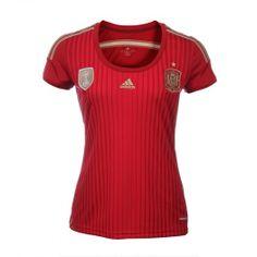 España, una de las favoritas para ganar la Copa del Mundo en Brasil.