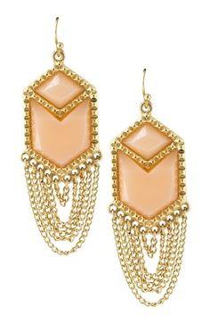 HauteLook | Summer Statements: Jewelry Event: The Queen Earrings