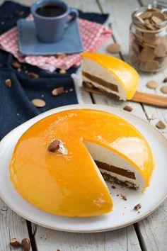 Chic, chic, chocolat...: Craquin au chocolat caramélisé et abricots