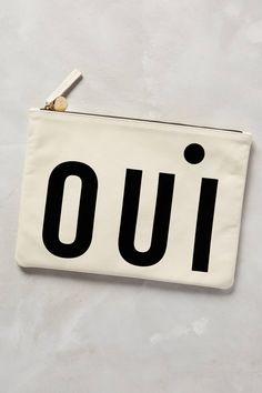 Clare V. Oui Pouch