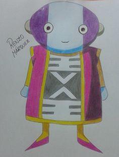 Draw Zeno (Dragon Ball Super)