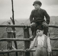 Gianni Borghesan - Ritratti in esterno, 1955
