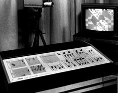 """The Spectron from EMS was an """"Innovative Video Synthesizer"""" using analogue and digital techniques. Web Support, Web Design Packages, Dream Concert, Principles Of Design, Create Words, Hosting Company, Ems, How To Plan, Digital"""