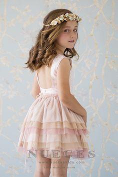 Nueces kids moda infantil colección de verano. Irresistible