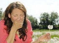 Mevsim geçişlerinde alerjik rinite dikkat