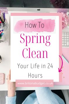 Spring is the perfect time to Spring Clean and refresh your home. However, it is also the best time to clear out your mind and create new routines in your life. By having a clear out mentally as well as physically, it can help you to think straight and to feel more revitalised. Ways To Save Money, Money Saving Tips, How To Make Money, Frugal Family, Family Budget, Making A Budget, Create A Budget, Admin Work, How To Find Out