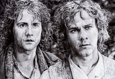 Merry and Pippin (Unbelievable!!!) #LordoftheRings