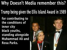 They need to stop calling him a racist.  It is not true.