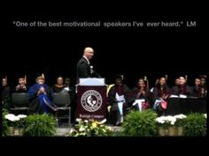 Best Motivational Speech Ever by Public Speaker Victor Antonio, Atlanta, Georgia. Check out this page for a whole heap of his talks. He is fun and engaging.