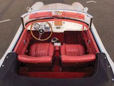 1957 BMW 507 Roadster Series II. Chassis no. 70131. Engine no. 40137. Body no. 1131  http://storage.canalblog.com/21/04/119589/108974338_o.jpg