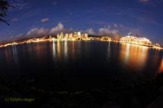 . . Honolulu skyline . . Honolulu, Hawaii . .