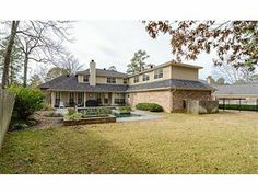 Luxury home for sale in Long Lake Estates in Shreveport LA!  2850 Covington Circle, N152244, 4 beds, 4.5 baths.  Call 318-773-HOME for updated pricing and to schedule a private viewing!