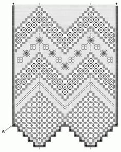 Hardanger Embroidery, Embroidery Stitches, Hand Embroidery, Needlework, Diy And Crafts, Quilts, Pattern, Straight Stitch, Norway