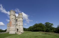 Donnington Castle, via Flickr.