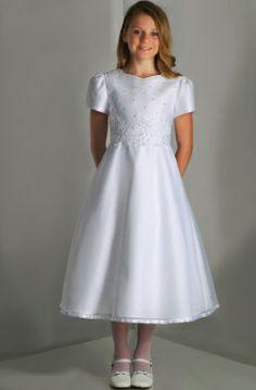 Irish First Communion Dresses | First Communion Dress (4318) - Irish Traditions