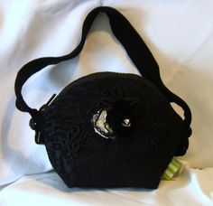 RitaBlack Brocade Evening / Prom/ Party Bag by by fancibags, $40.00