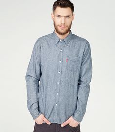 #men #mencollection #onlinestore #online #new #newcollection #newarrivals #fw15 #fallwinter15 #levis #shirt