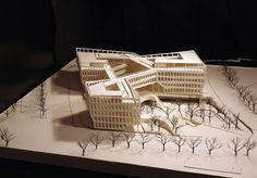 Shanghai Hongqiao CBD Office Headquarters Building by LYCS Architecture (Design Team: Ruan Hao, Gary He, Yuan Zhan, Yan Li, Shanliang Jin, Devin Jernigan) / Shanghai, Hongqiao, China