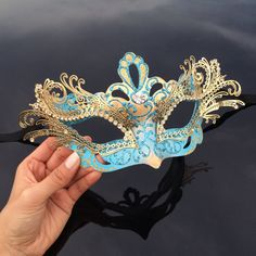 We simply have the goal in mind to create and provide the most elegant and gorgeous masks in the world for anyone to wear to any events and occasions!