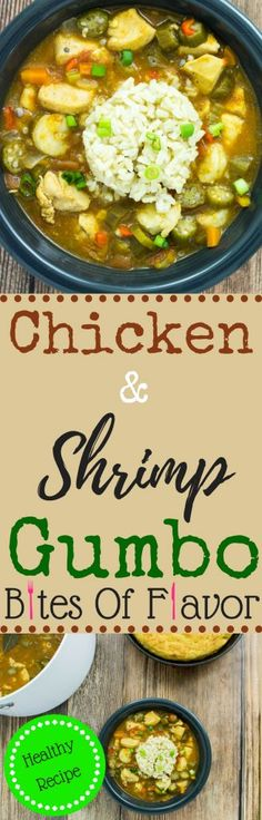 Chicken & Shrimp Gum