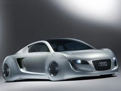 #38 The Audi RSQ in I, Robot