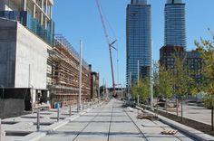West Don Lands: Past, Present, Future - River City Phase 3