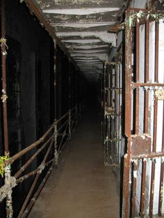 Ohio State Reformatory   USA  Ghost Hunters had lots of evidence