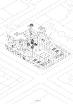 Galería de Correcciones Tipológicas: conoce los 12 proyectos del workshop de Juan Herreros en Chile - 30