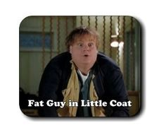 chris farley! from when SNL was GOOD
