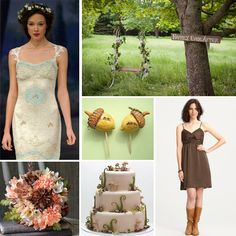 Woodsy Wedding Inspiration on http://www.weddingbells.ca/blogs/inspiration-2/2011/11/23/woodsy-wedding-inspiration/
