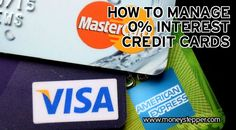 0% interest credit cards can have a very important place in your financial armory. However, as with everything in an armory, you need to know how to use it!