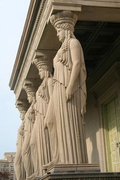 Image detail for -... caryatids wikipedia informs a caryatid is a sculpted female figure