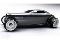 Ideas for my new street rod (More at pinterest.com/gary5mith/ideas-for-my-new-street-rod/) :Audi Hot Rod...