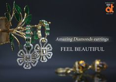 It's different. Its' young. It's the jewellery of today.  Own yours today.