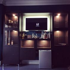 besta lighting. Bar And Entertainment Centre Created Using Ikea Besta Cabinets Some Clever Led Lighting