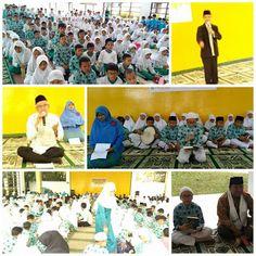 Perpustakaan Bunga Bangsa ƸӜƷ: Kegiatan 1 Muharram  1438 H SD Islam Bunga Bangsa