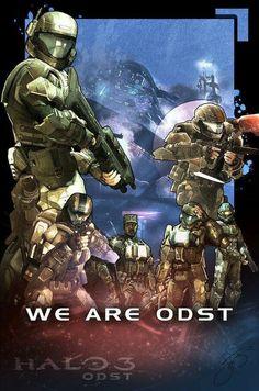 Orbital Drop Shock Trooper