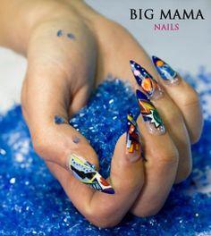 #nail #nails #nailart #paznokcie