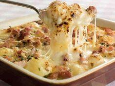 10 блюд из картофеля. Картофель по-французкий