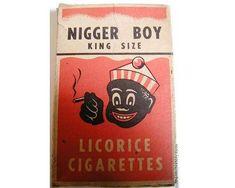 Licorice Cigarettes