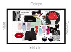 """""""Complex"""" by grevolus ❤ liked on Polyvore featuring Balmain, Whiteley, Lime Crime, Nails Inc., Dune, Savannah Hayes, adidas and rag & bone"""