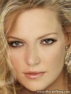 Which 2 Celebs have been morphed ? Kate Winslet + Alicia Keys … or... Katherine Heigl + Kate Hudson   http://www.quizzking.com