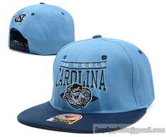 47 Brand Carolina Tar Heels Snapback Blue
