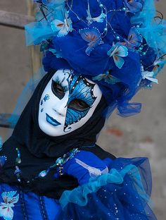 Great mask   On the first Monday of the Carnavale in Venice …   Flickr