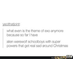 Exo's concepts summed up | allkpop Meme Center