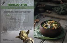 Star Wars – Rootleaf Stew – The Inn at the Crossroads